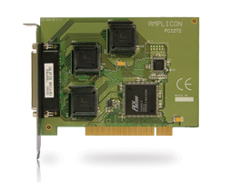 Amplicon PCI272 Plug in Card
