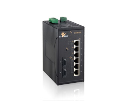 Etherwan EX46100 Hardened unmanaged Ethernet switch