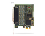 PCIe215, PCIe215 48 Digital Input/Output PCIe Card with 6 Counter/Timers