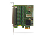 PCIe296, PCIe296 96 Digital Input/Output PCIe Card